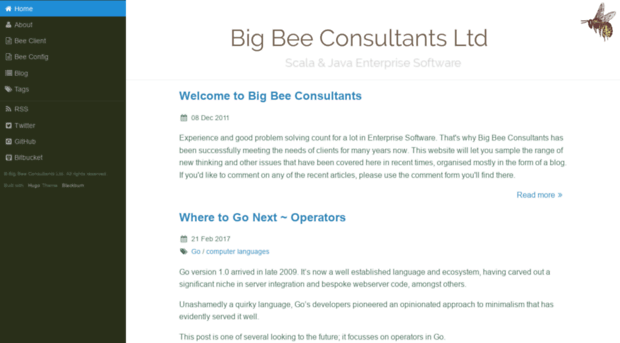 bigbeeconsultants.co.uk