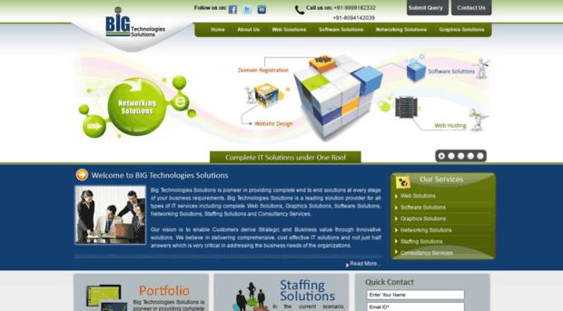 bigtechnologiessolutions.com