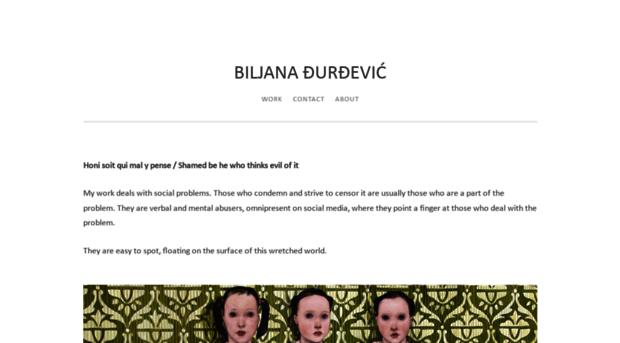 biljanadjurdjevic.com