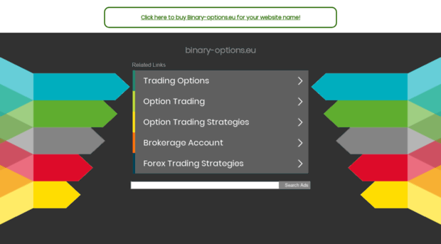 European commission binary options