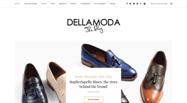 blog.dellamoda.com