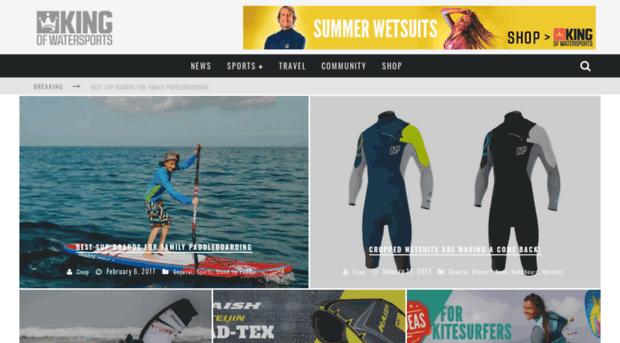blog.kingofwatersports.com