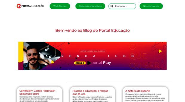 blog.portaleducacao.com.br