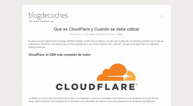 blogdecoches.com.ar