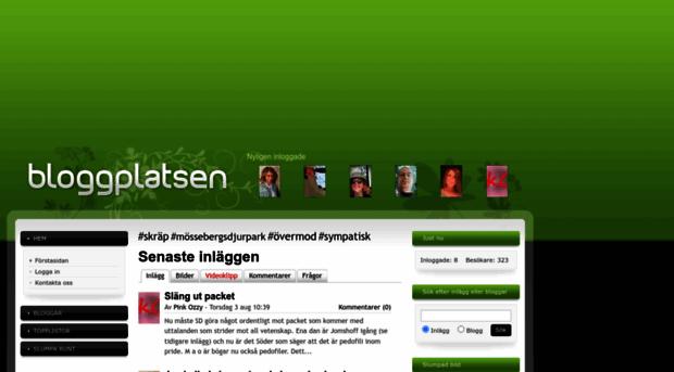 bloggplatsen.se