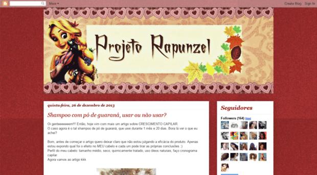 blogprojetorapunzel.blogspot.com.br