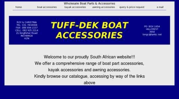 boatpartaccessories.co.za