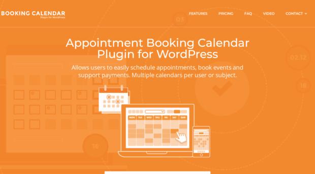 bookingcalendarplugin.com