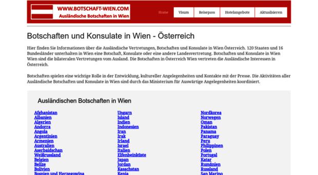 botschaft-wien.com