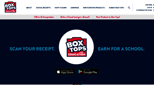boxtops4education.com
