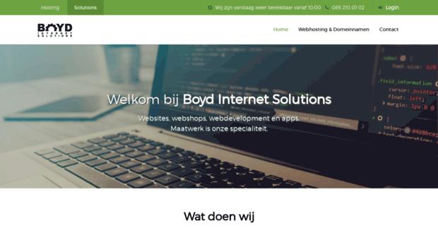 boydis.nl