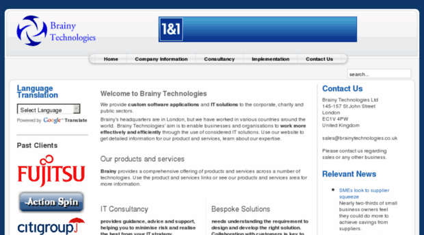 brainytechnologies.co.uk