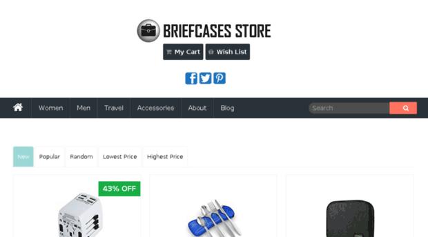 briefcasesstore.com