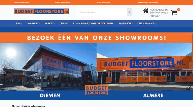 budgetfloorstore.nl