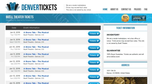 buell.theater-denver.com