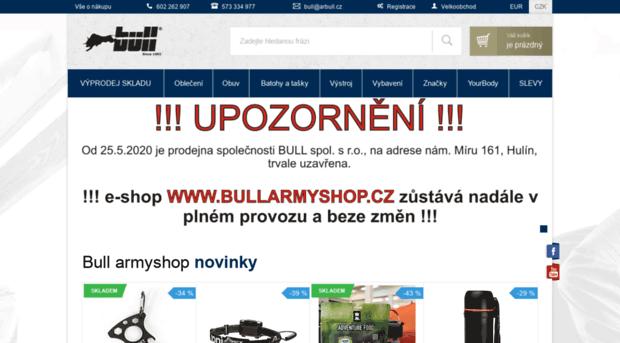 bullarmyshop.cz