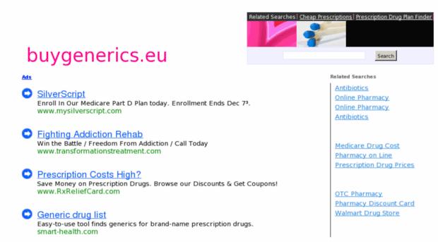 buygenerics.eu