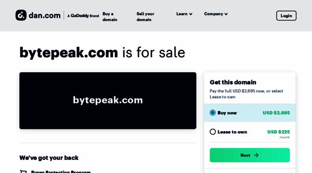 bytepeak.com
