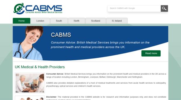 cabms.org