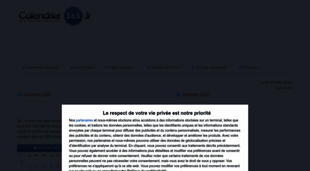 Calendrier 365.fr 2021 calendrier 365.fr   Calendrier 2020   Calendrier 365
