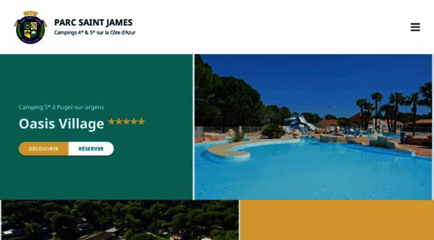 camping-parcsaintjames.com