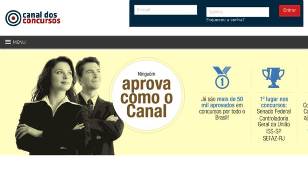 canaldosconcursos.com.br