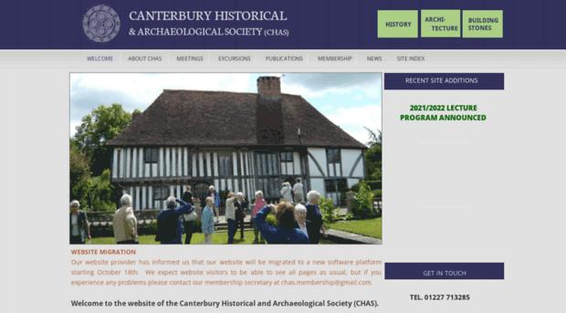 canterbury-archaeology.org.uk