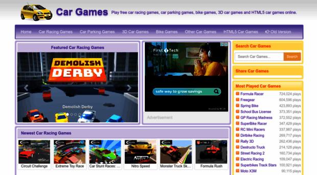 Www Car Racing Games Com