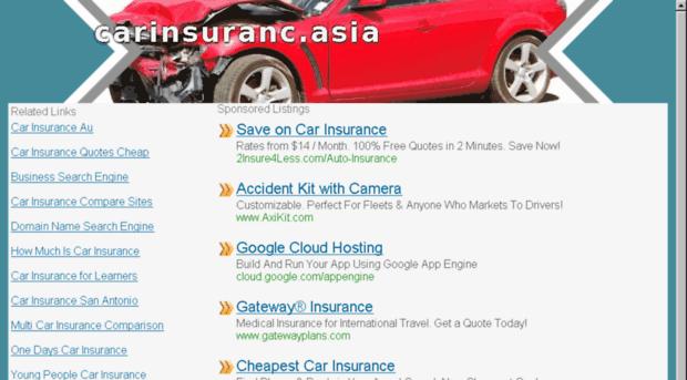 carinsuranc.asia