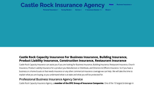 castlerockagency.com