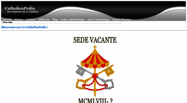 catholicapedia.net