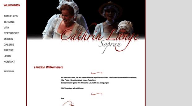 cathrinlange.de