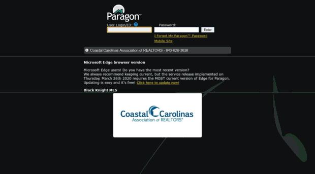 ccar.paragonrels.com