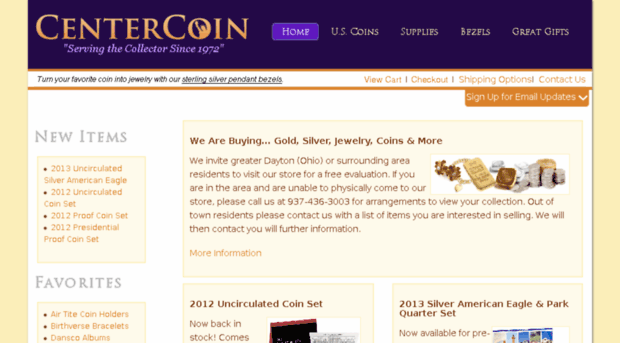 centercoin.com