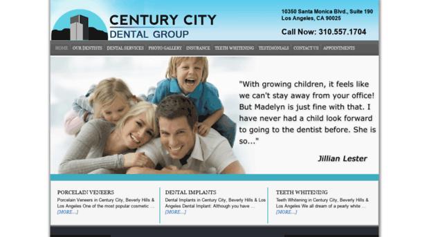 centurycitydentalgroup.com