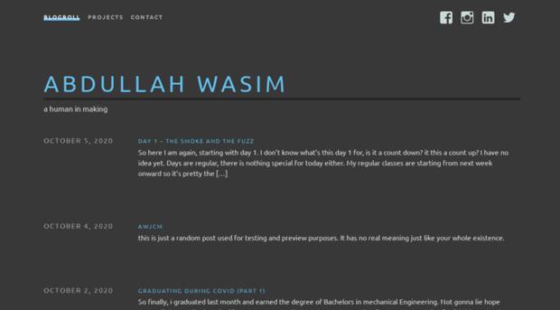 chabdullahwasim.wordpress.com