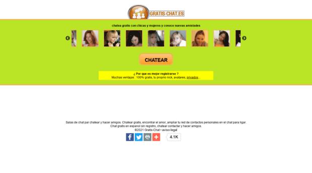 Español en chat gratis Chat de