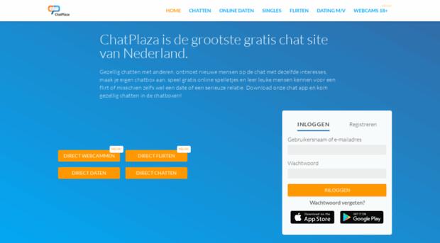chatlokaal.nl - ChatPlaza.com - De beste grati - Chat