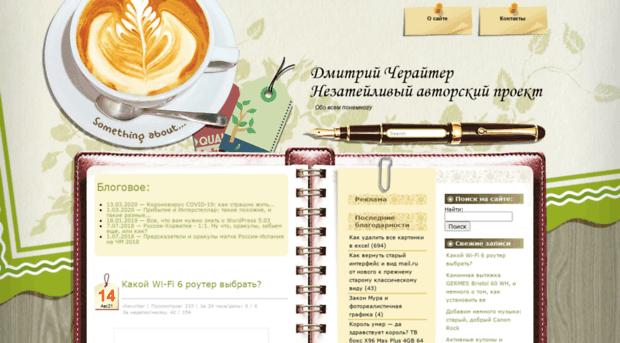 chewriter.ru