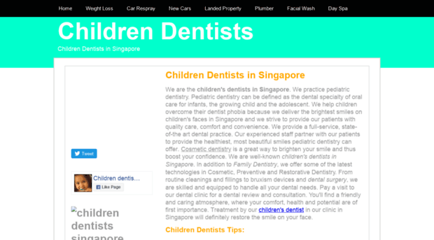 childrendentists.insingaporelocal.com