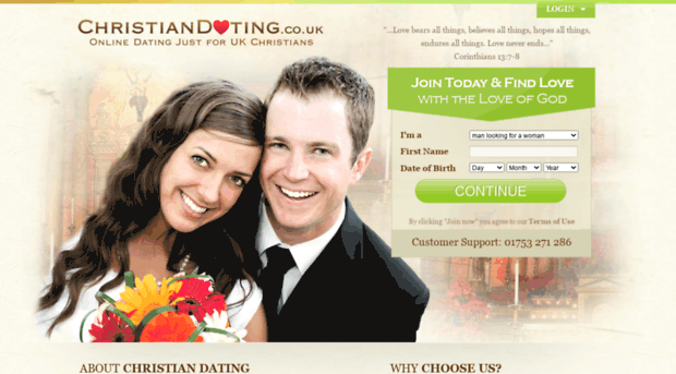 Christian online dating websites