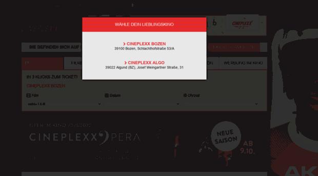 cineplexx.bz.it