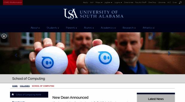 cis.usouthal.edu