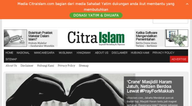 citraislam.com