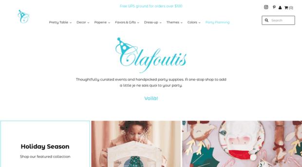 clafoutis-creations.com