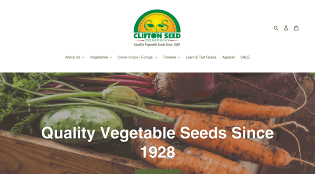cliftonseed.com