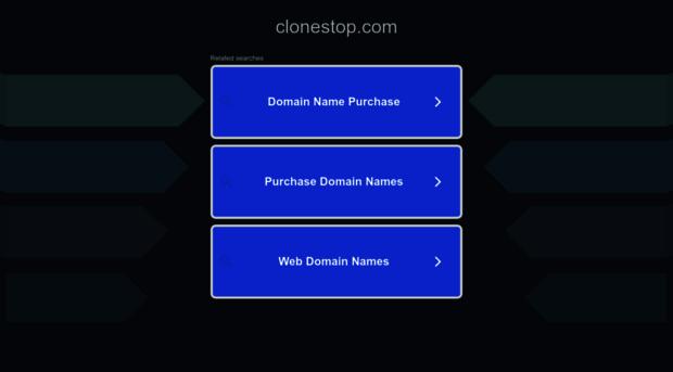 clonestop.com