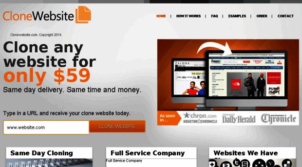 website clone Website clone, website clones and clone scripts of popular websites - clonedaddy clone scripts of popular websites websites clone scripts.