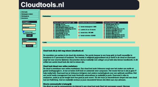 cloudtools.nl