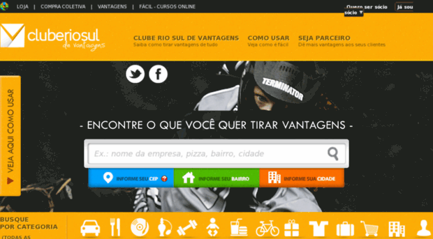 cluberiosuldevantagens.com.br